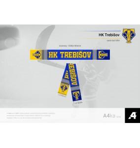 Šál látkový HK 2016 Trebišov