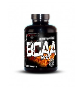EXTREME&FIT - BCAA 2:1:1