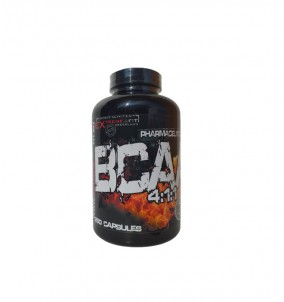EXTREME&FIT - BCAA 4:1:1 - 250caps