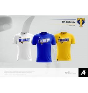 Tričko bavlnené HK 2016 Trebišov v.1