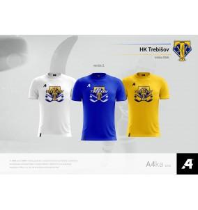 Tričko bavlnené HK 2016 Trebišov v.2