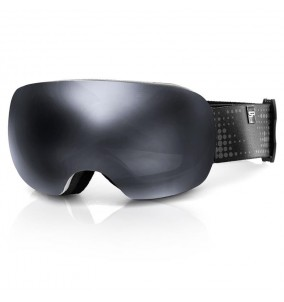 LOGAN lyžiarske okuliare šedej