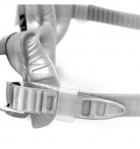 ERisk Plavecké okuliare, biele