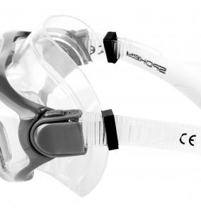 Čert maska na šnorchlovanie