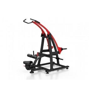 Stroj na široký sval chrbta...