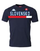 Pánske Tričko Kappa Afers-Slovensko